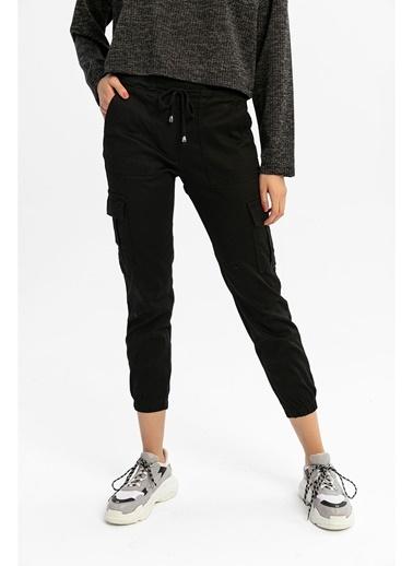 Tiffany&Tomato Kargo Pantolon - Kiremit Siyah